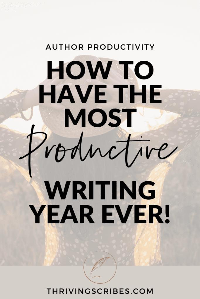 author productivity