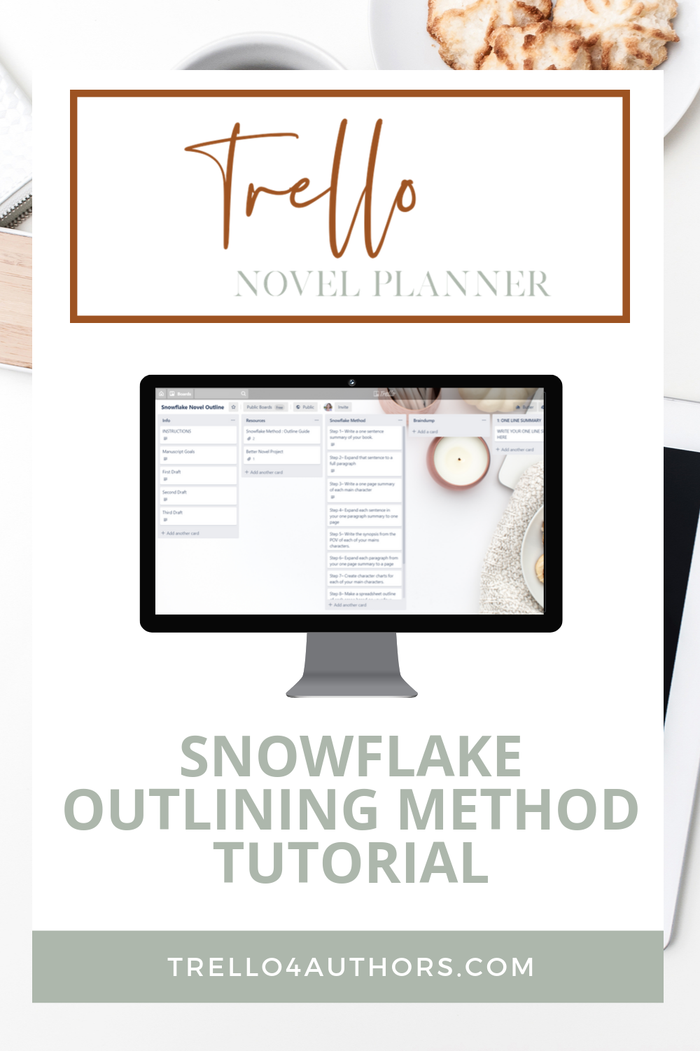 Snowflake Method Trello