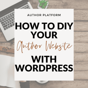 How To DIY Your Author Website On WordPress