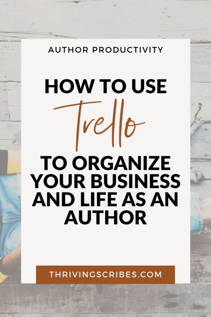 Trello 4 Authors