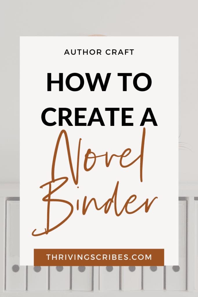 Novel Binder