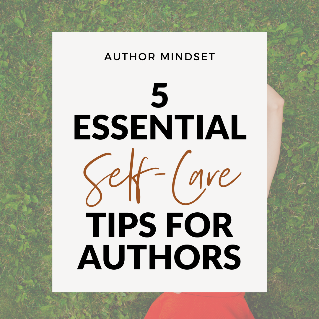 self care for authors