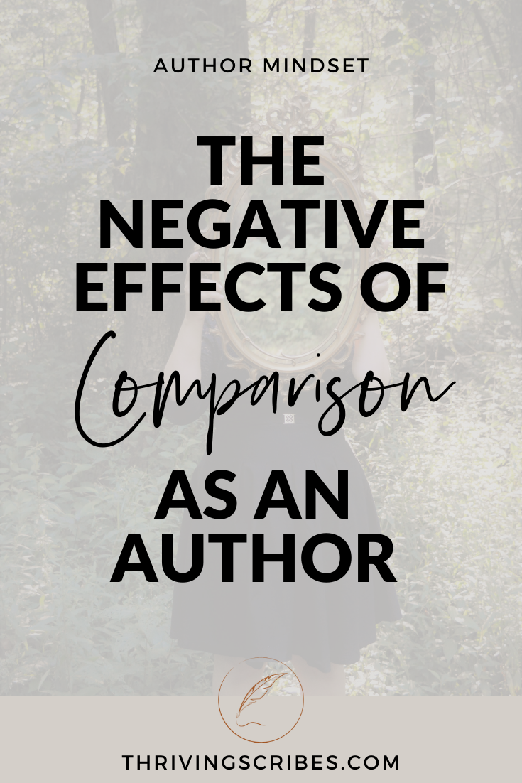 comparison as an author