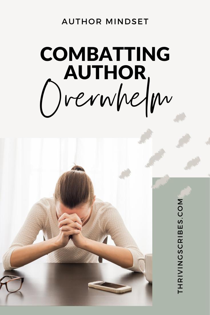 author overwhelm