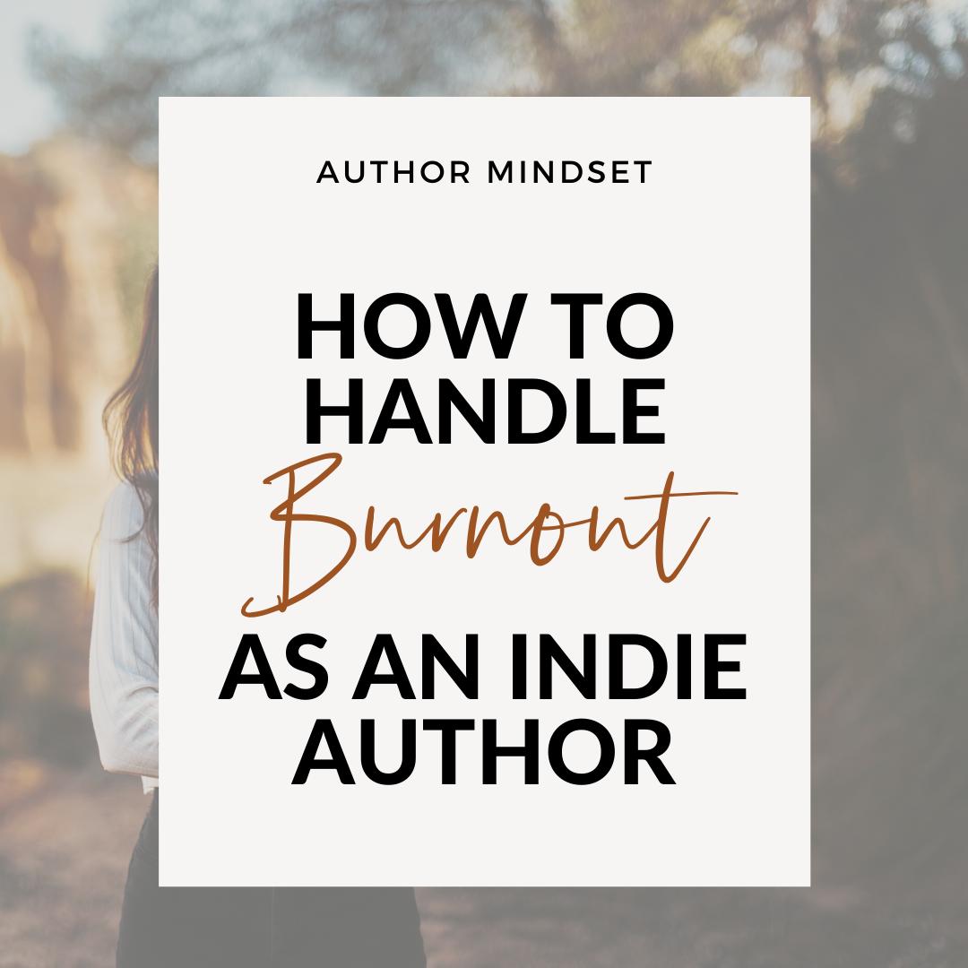 author burnout