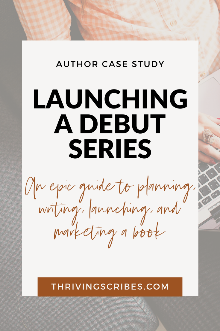 [Case Study] Launching A Debut Series